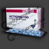 Actigra 100 mg