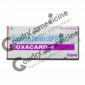 Doxacard 4 mg