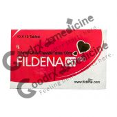 Fildena Chewable Tablet 100 mg