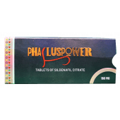 Phallus Power 160 Mg