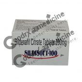 Sildisoft 100 mg