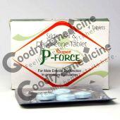 Super P-Force 100 mg