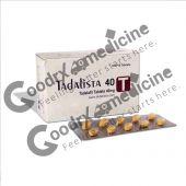 Tadalista 40 mg