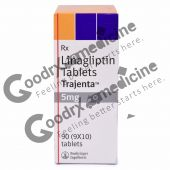 Trajenta 5 mg