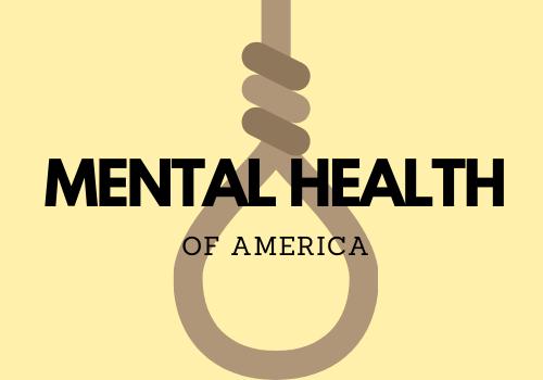 Suicide rate in america